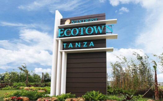 Suntrust Ecotown Tanza Entry Marker