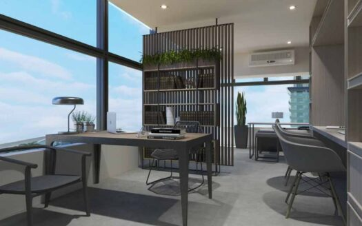 Ice Tower SMDC 1BR End Unit for Sale